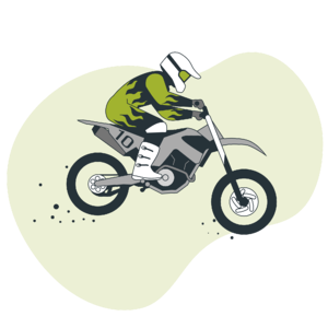Motocross-bro