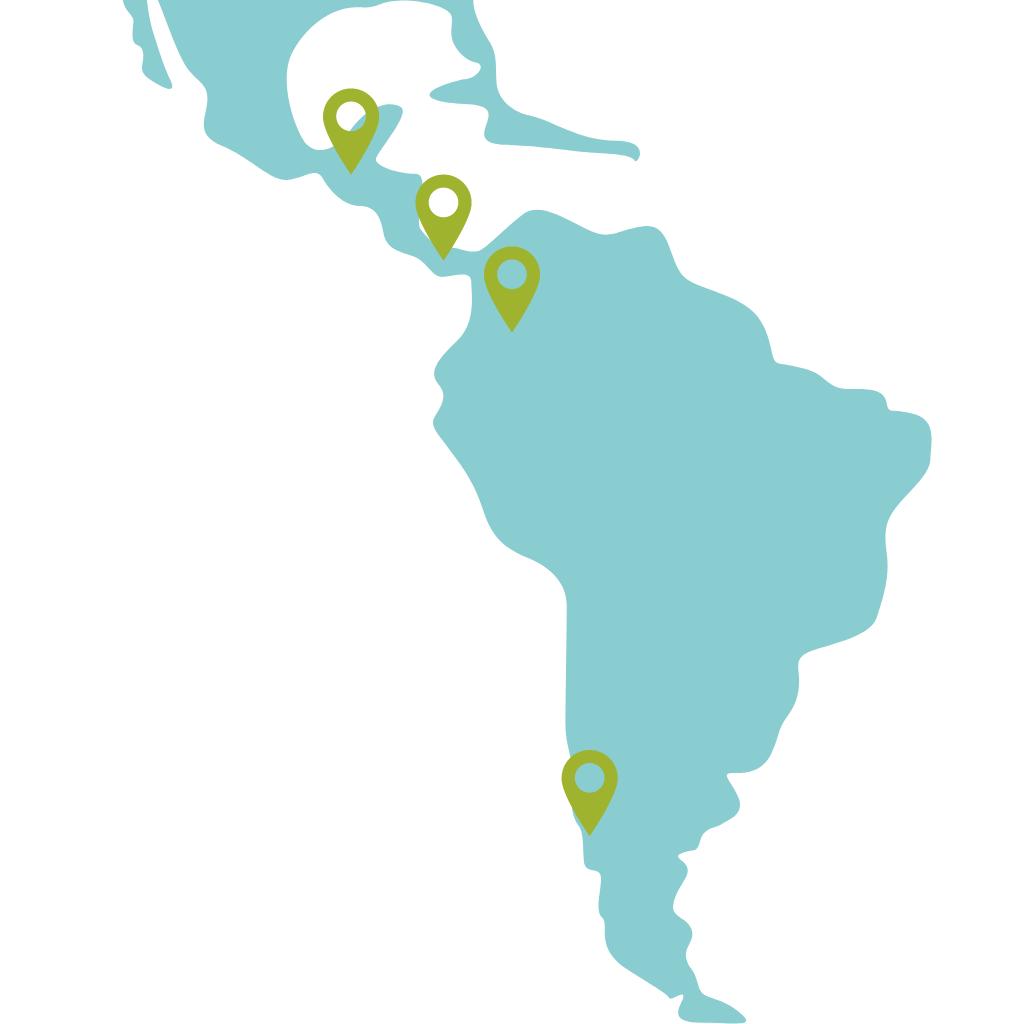Mapa Clientes Altotrafico